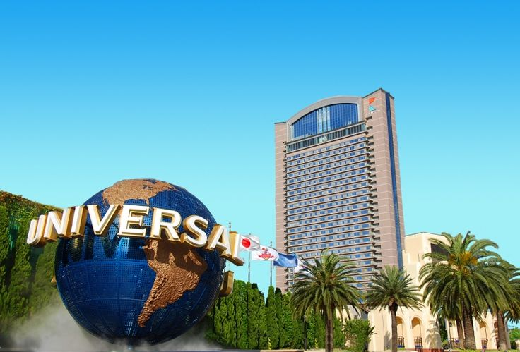 3 selected official hotels of universal studios japan