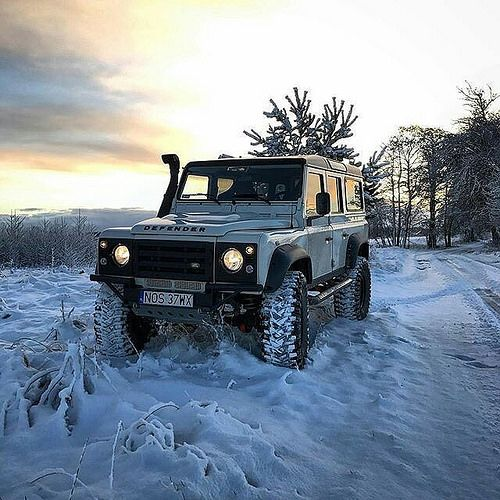 Exploring the world, by 4X4