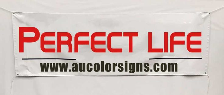 What is the best cheap store for #vinyl #banners? Read more here->