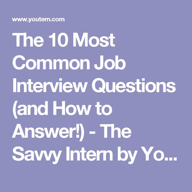 The 25+ best Possible interview questions ideas on Pinterest The - restaurant interview questions