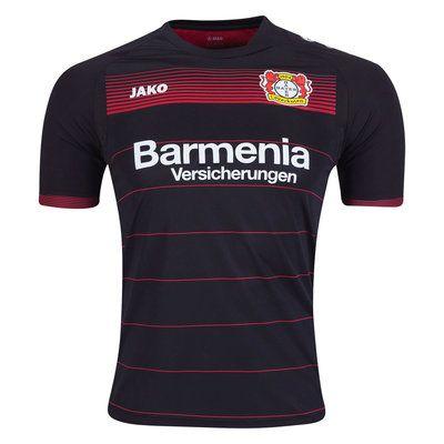 2016/2017 Bayer 04 Leverkusen Soccer Jersey Jako (First shirt)