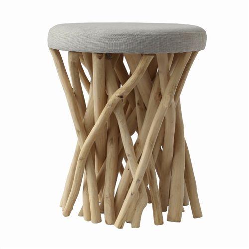 Rimba Side Table | Stool | Uniqwa