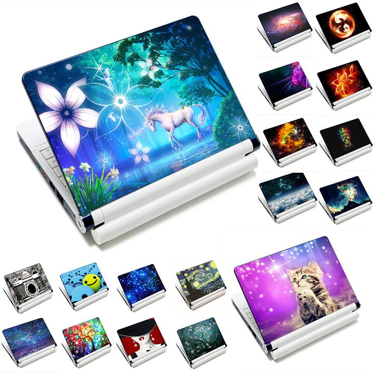 Personalized Laptop Skin Sticker Art Decal Protector For