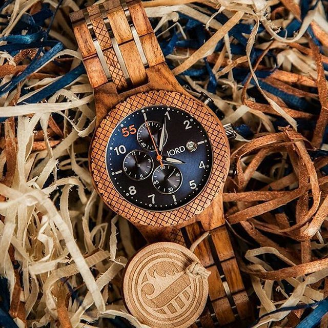 #Repost from @woodwatches_com -  Breathtaking, right?! | Photo courtesy of @digitally_injekted 👌 | Featured watch: Conway Chronograph in natural Kosso wood, $229  #giftforhim #chronograph #watchgeek #woodwatch #jordwatch #gift #present #boyfriend #fashion #design #watch #giftidea #giftideas #accessories #musthave #style #luxury #instawatch