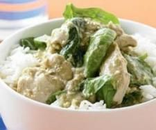 Chicken Cashew and Coconut Curry
