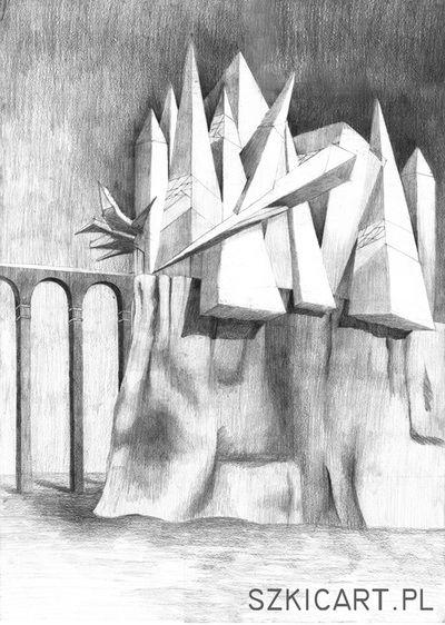 Kurs rysunku architektonicznego Szkicart