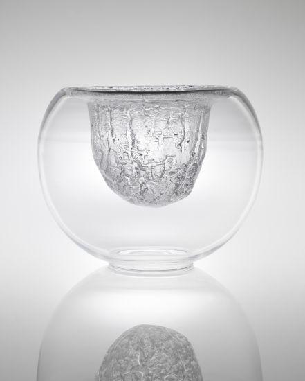 Timo Sarpaneva, Bowl, from the 'Finlandia' series for Iittalia, model no. 3374, c1968.