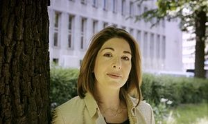 Naomi Klein.  Tony Abbott is a climate change 'villain', says Canadian author Naomi Klein. Get #smart about #climate, -  at the Guardian.