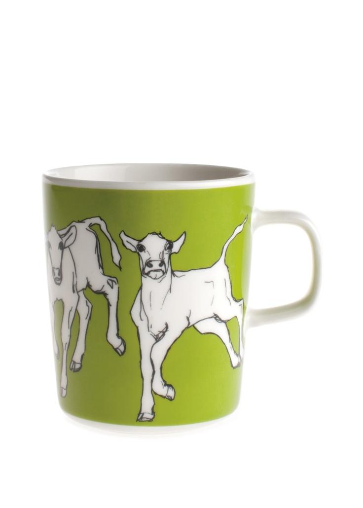 Iltavilli mug | Oiva Cups | Marimekko Finland
