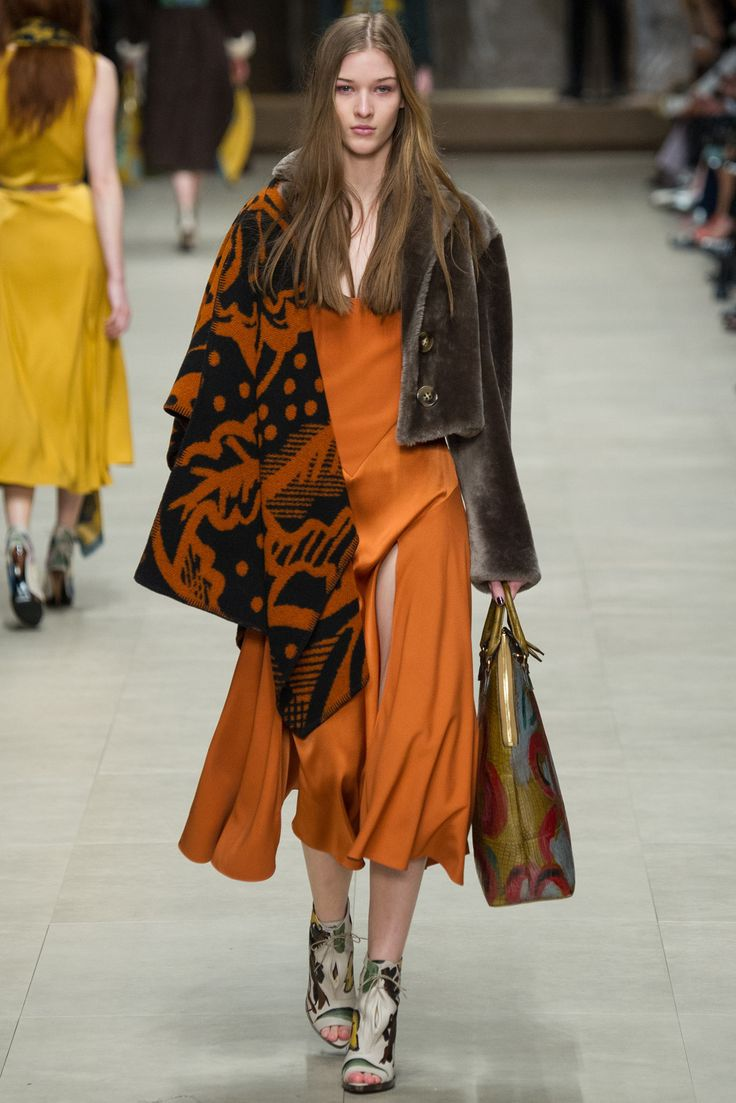 Burberry Fall 2014 Ready-to-Wear Collection Photos - Vogue