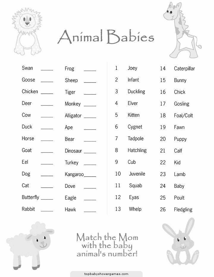 Passen Sie die Mutter mit der Anzahl der Babytiere an ,  #anzahl #babytiere #mut…