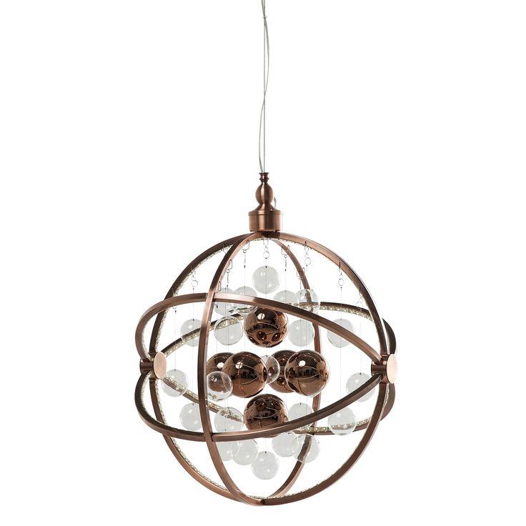 Universum LED Pendant Light, Copper