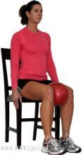 Different exercises: strengthen weak knees  kneecap strengthening exercises are a vital part of rehab