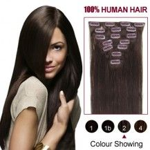 Ready to look gorgeous all day? Then go ahead and choose Buy 100% Real Clip Hair Extensions Online. For hair that looks human and stays forever beautiful Buy 100% Real Clip Hair Extensions Online are easy to use as well! Order yours now!