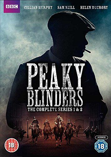 Peaky Blinders - Series 1-2 [DVD]