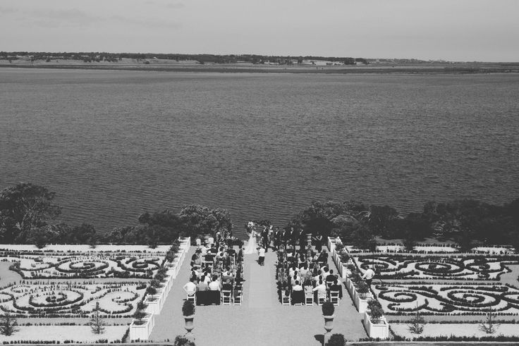 Chic Campbell Point Ceremony