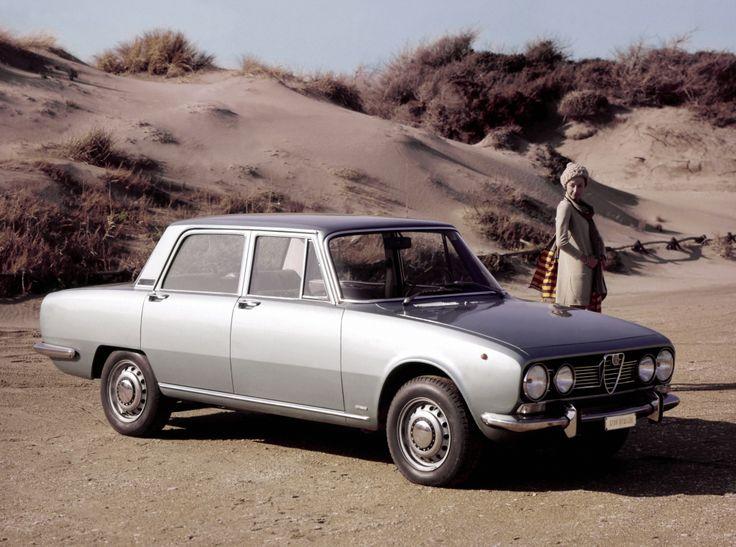 Alfa Romeo 1750 - 1969