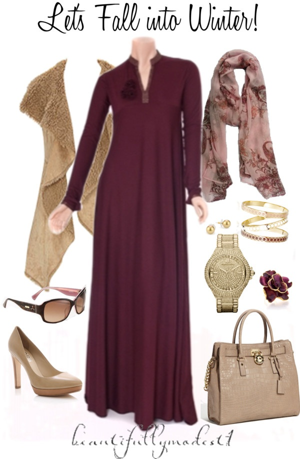 """""""Fall/Winter 2012"""" by beautifullymodest1 on Polyvore"""