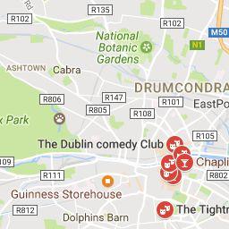 comedy clubs dublin - Google Search