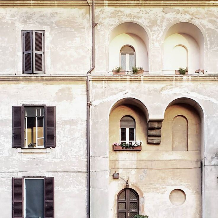 #sloped #wall and #arches - how #military #architecture #influenced #early #twentieth #century [[[ #facade #project ]]] {{{ #italy #architecture }}}