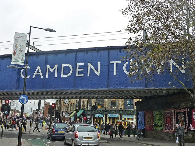 Camden Market really rocks. Used to drive down most weekends. Have a coffee and people watch. Beautiful to see so many diverse cultures and interests mixing in one amazing place. Must go back soon, but worried changes will have changed it for me? Place rocks!!! Katiex Photo by: