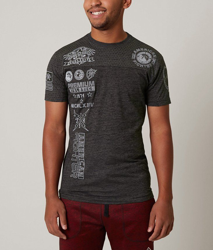 American Fighter Ryder T-Shirt - Men's T-Shirts | Buckle