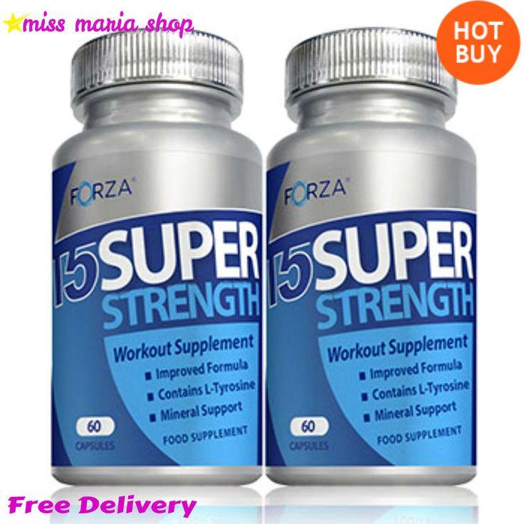 Fat Burning Super Strength 120 Pills Weight Loss Slimming Tablets Workout Helper