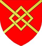 20th great grandfather, Hugh de Audley, 1st Earl of Gloucester (1289-1347)