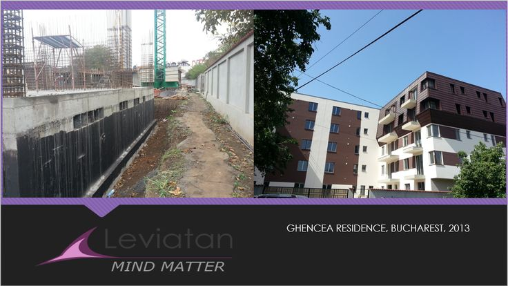 Ghencea Residence, finalized 2013