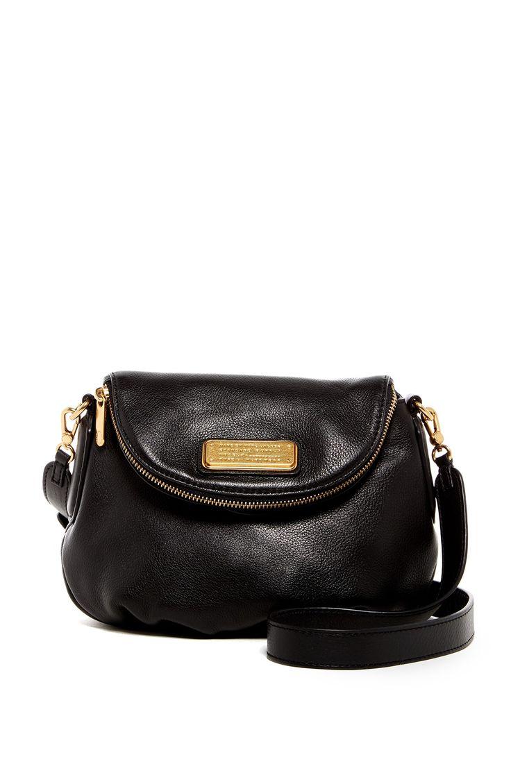 Marc By Marc Jacobs Mini Natasha Leather Crossbody Bag