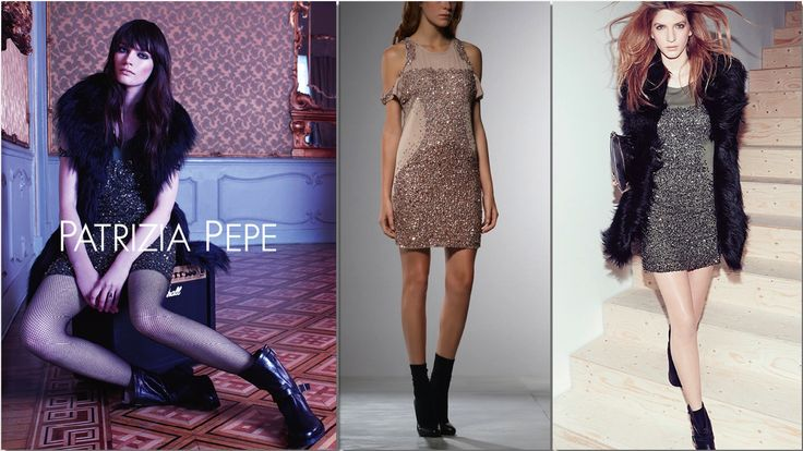 """Featured in latest #ADVCampaign """"Rock Evening Dress"""" http://patriziape.pe/1fPc6ky  Follow link and discover all details in our Digital Boutique."""