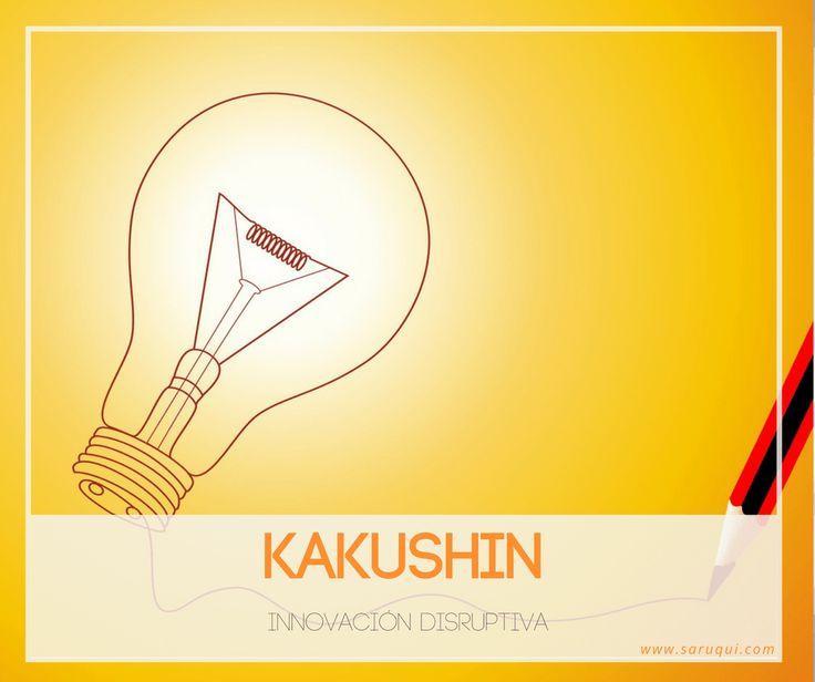 Kakushin o innovación disruptiva
