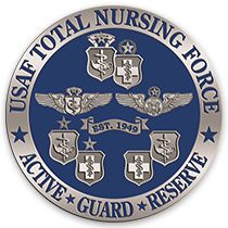 Air Force Medical Service > About > Organizations > Total Nursing Force