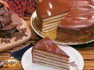 Sugared lagniappe: new orleans doberge cakeSugar Lagniappe, New Orleans, Favorite Cake, Chocolates Doberge, Orleans Doberge, Doberge Cake Recipe, Favorite Recipe, Cake Haydel, Birthday Cakes
