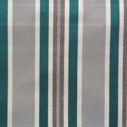 Pavilion Stripe-Turquoise