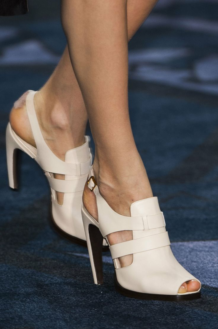 Tod's Details A/W '14 - #tods #details #runway #fall #2014 #winter #shoes