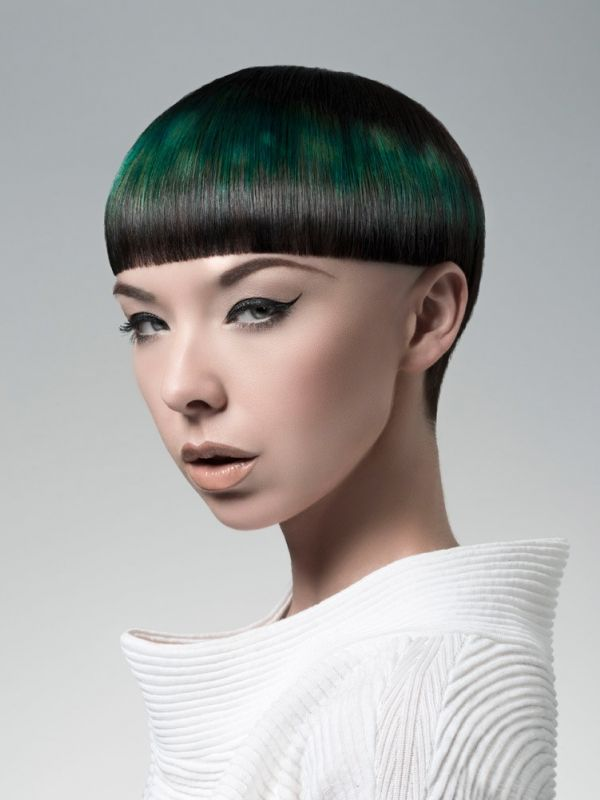Kaleidos - D & J Ambrose | See the full #hair collection at salonmagazine.ca