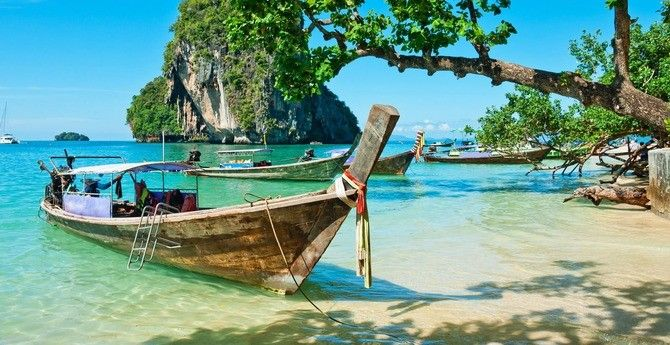 NOU   Sejur combinat 10 zile Bangkok + Phuket