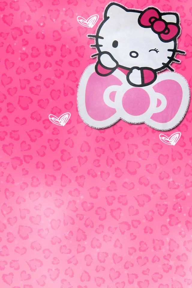 hello kitty wallpaper red hd - photo #49