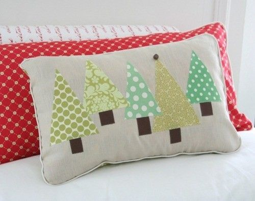 christmas pillow & 81 best Christmas pillows images on Pinterest | Christmas pillow ... pillowsntoast.com