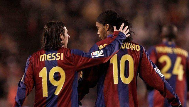 أفضل 25 لاعبا في الربع قرن الأخير اكتساح لبرشلونة وريال مدريد سبورت 360 نشرت مجلة فورفور تو البريطانية قائمة أفضل 25 لاع Lionel Messi Messi Messi Team