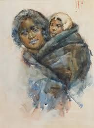 Image result for frances hodgkins painted portraits