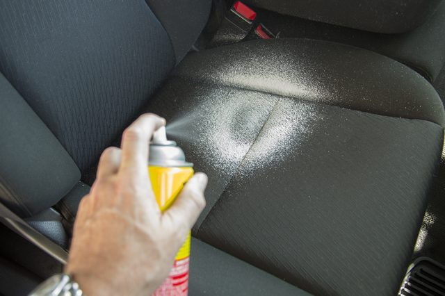 How to Clean Cloth Seats in Car
