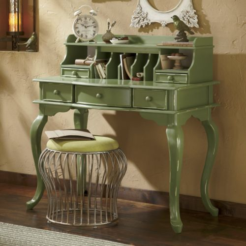 Secretary Desk From Through The Country Door