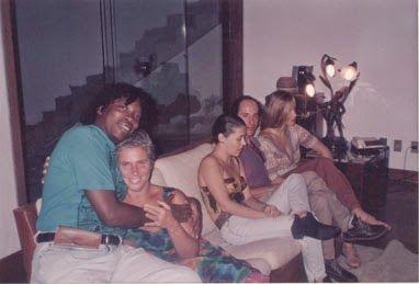 Milton Nascimento e Arlyn Phoenix(Heart) - Brasil / Junho 1992