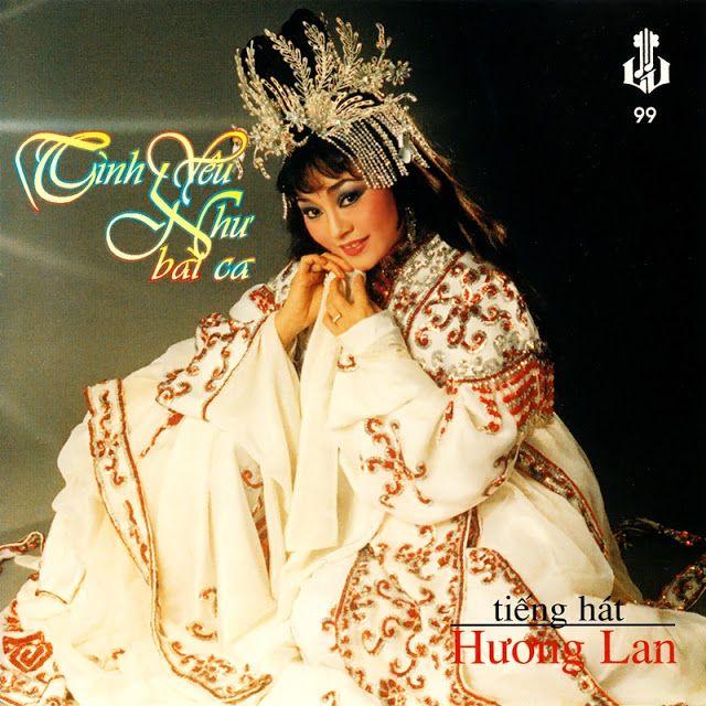 Chia Sẻ Music: Làng Văn CD099 - Hương Lan - Tình Yêu Như Bài Ca (...