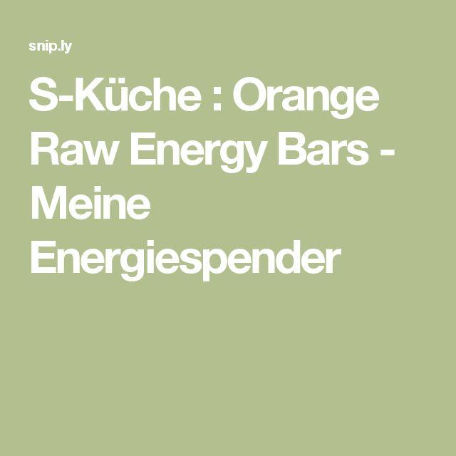 Más de 25 ideas increíbles sobre Küche orange en Pinterest - esszimmer casera