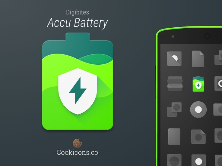 Accu Battery Product Icon