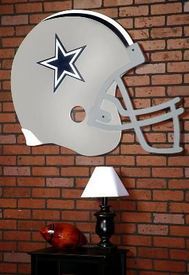 Dallas Cowboys Helmet Wall Art