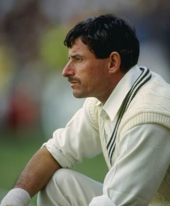 Sir Richard John Hadlee, MBE. Former New Zealand cricketer, regarded as one of the greatest fast bowlers and all-rounders in cricketing history.
